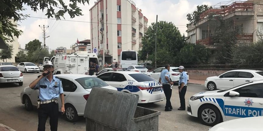Mersin'de Bombalı Saldırı Girişimi!