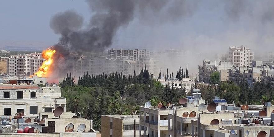İdlib'de Patlama: 6 Kişi Hayatını Kaybetti!