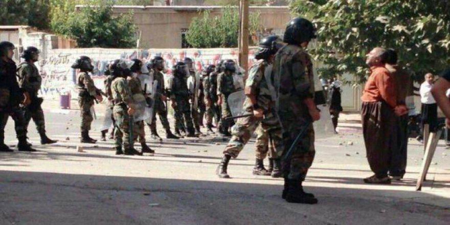 İran Kürdistan'ında Protestolar Büyüyor