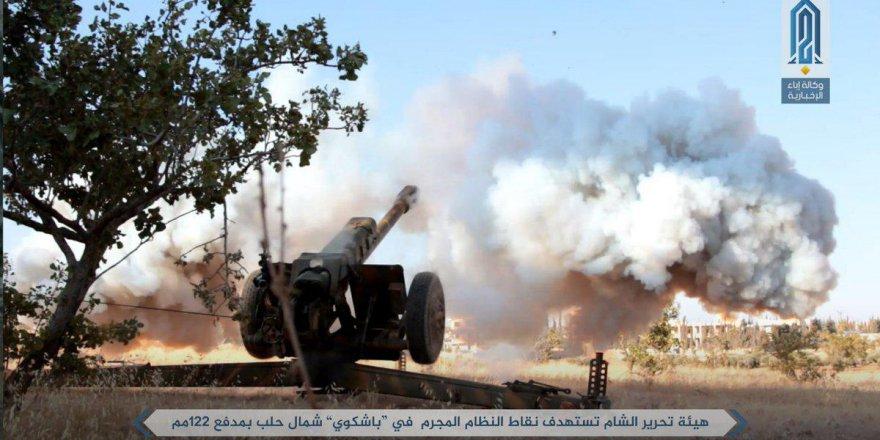 İstihbarat Üssüne Sızan Tahrir-i Şam 14 Esed Askerini Öldürdü