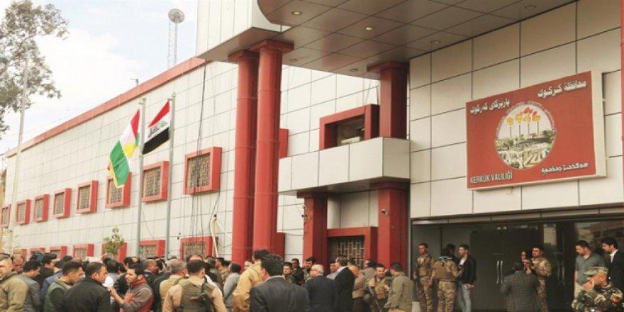 Irak Türkmen Cephesi'nden IKBY Kerkük Bürosuna Tepki