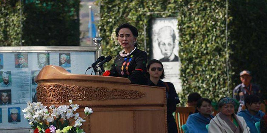 Suu Çii'nin Nobel Ödülü'nün Geri Alınması İçin İmza Kampanyası