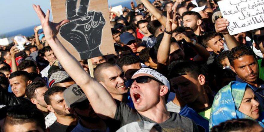 Fas'ın Kuzeyinde Toplumsal Gerginlik Devam Ediyor