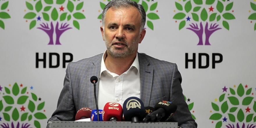 HDP'li Ayhan Bilgen'e Tutuklama Kararı
