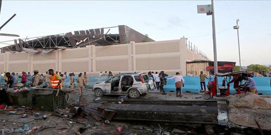 Somali'de Restorana Canlı Bomba Saldırısı: 4 Ölü
