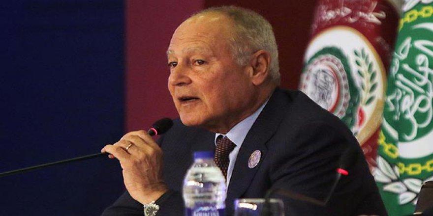 Arap Birliği'nden Barzani'ye 'Referandum Ertelensin' Talebi