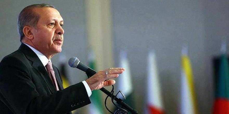 Cumhurbaşkanı Erdoğan'dan İslam Ülkelerine Arakan Çağrısı