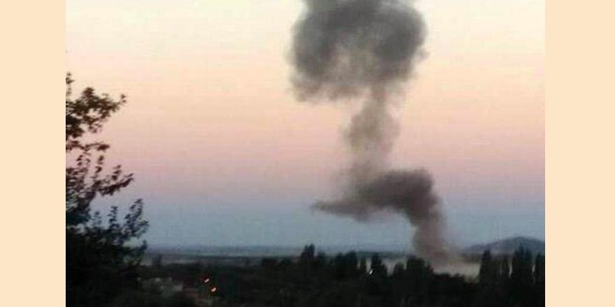 Lice'de PKK'dan Karakola Canlı Bomba Saldırısı!