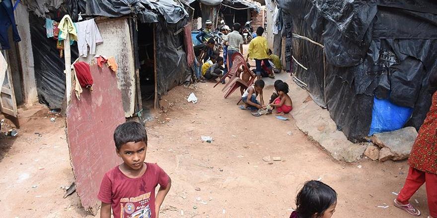 Hindistan'ın Arakanlı Müslümanları Sınır Dışı Etme Planına Tepki