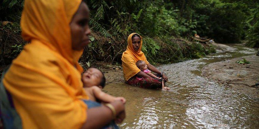 Arakanlıların Kaçış Yolunda 100 Bebek Dünyaya Geldi