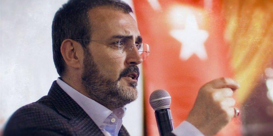 AK Parti Sözcüsünden Sağduyulu Açıklama