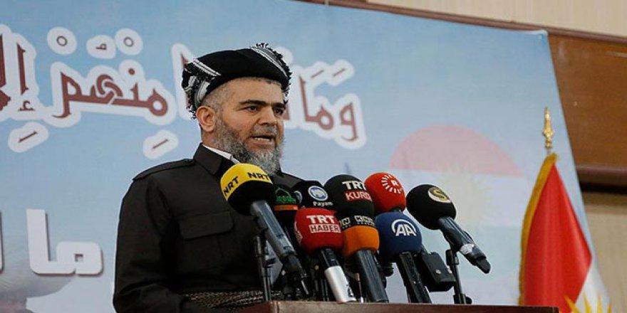 Komel Lideri Bapir: Arakan'daki Kardeşlerimizin Yanındayız