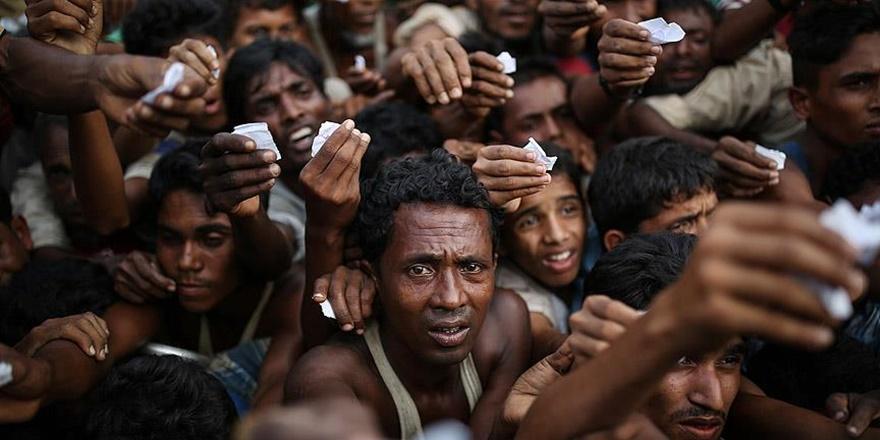 Avrupa Parlamentosu'ndan Myanmar'a Arakan Çağrısı!