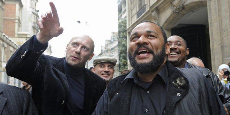 Fransa'da Irkçılık Karşıtı Komedyene Yasak