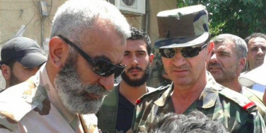 Esed'in Katliam Makinesi Tümgeneral İsam Zahreddin Öldürüldü