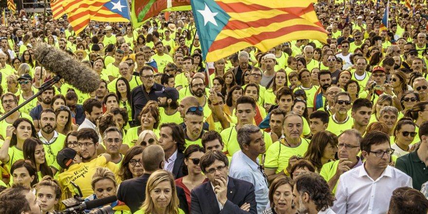 Avrupa Katalanların Bağımsızlığını Tartışıyor