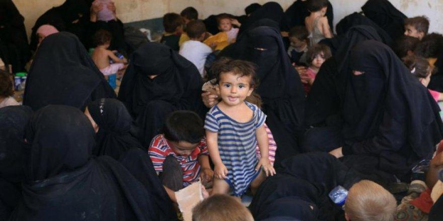 Çaresiz Bekleyiş: 1400 Kadın ve Çocuk Bağdat Hükümetinin Elinde