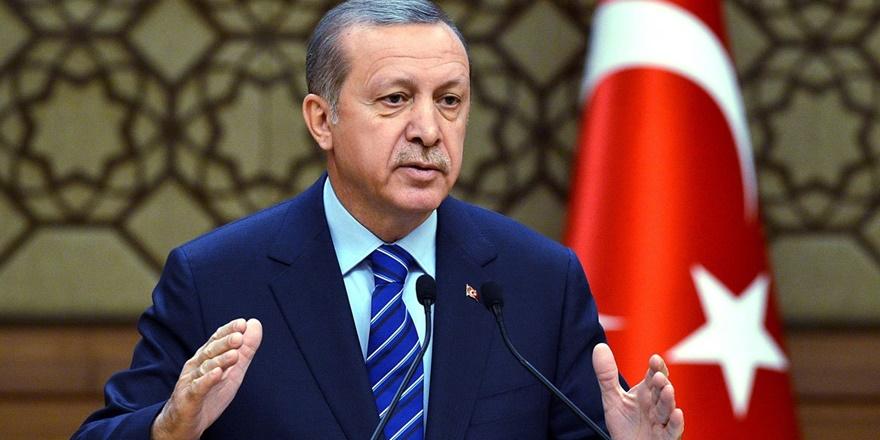Cumhurbaşkanı Erdoğan: Bu Adam Sembolik, İdare Edenler Başka