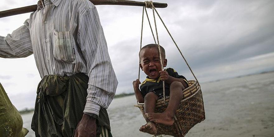 Arakan'daki Zulümden En Çok Etkilenenler Çocuklar!