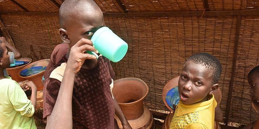 Nijer'deki Yetimlerin Zorlu Yaşamı!