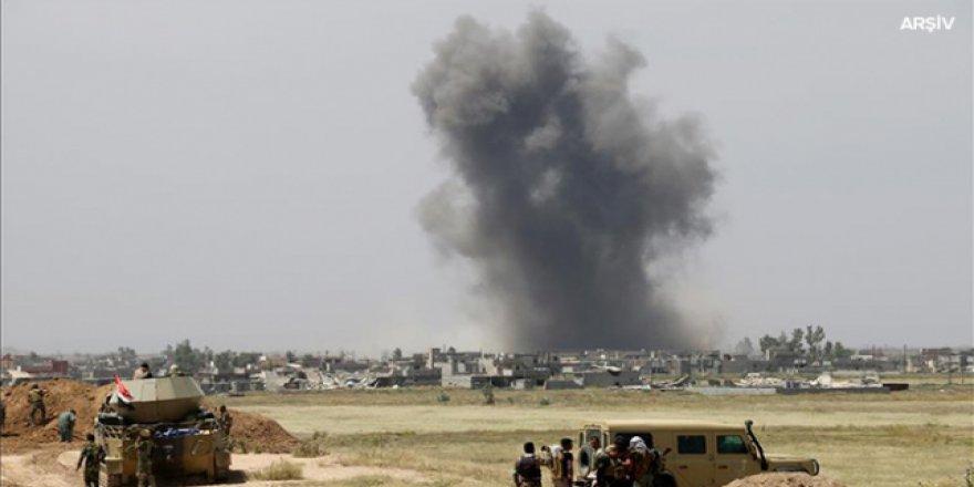 Irak'ta İki Canlı Bomba Saldırısı: 50 Ölü