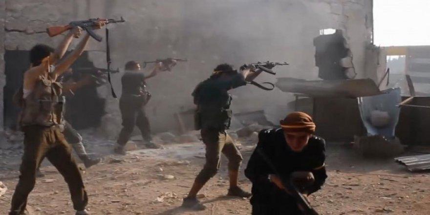 Halep'in Güneyinde Muhalifler ve Şii Milisler Arasında Çatışma