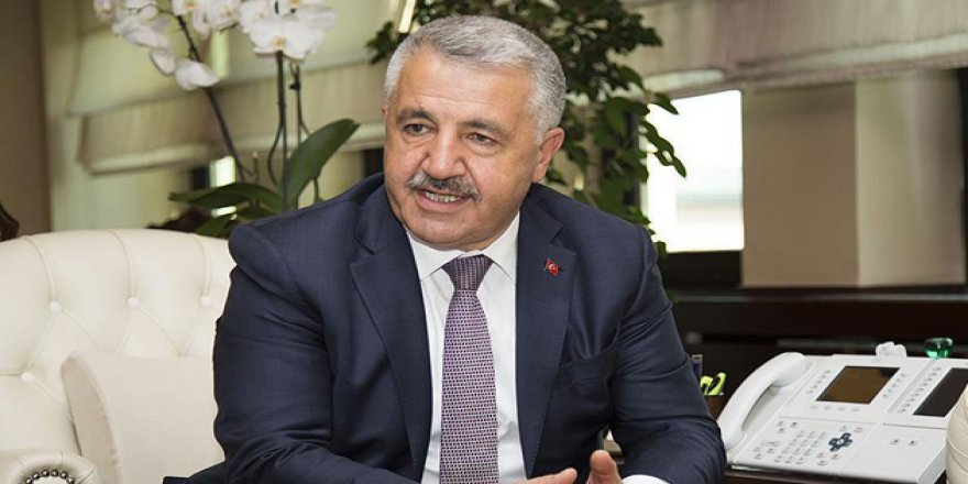 Bakan Arslan'dan Türk Telekom Hakkında Açıklama