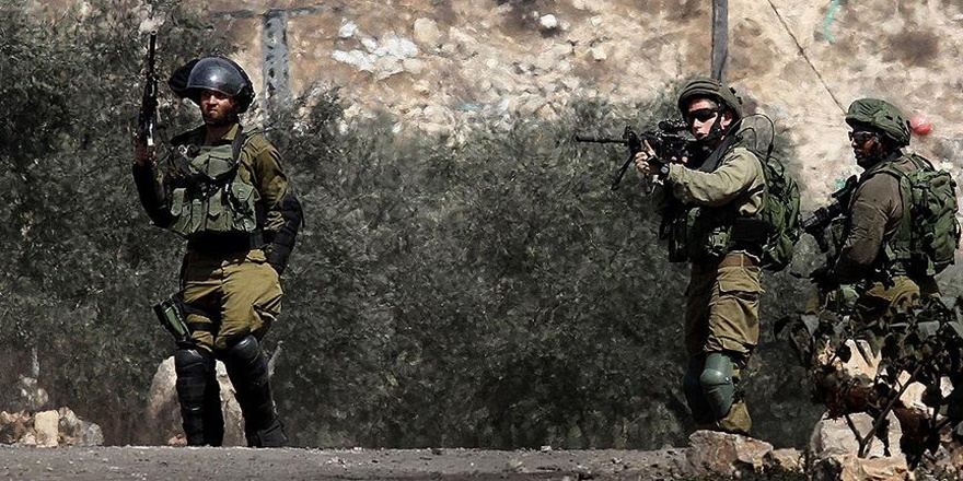 İşgalci İsrail'den Batı Şeria'da 9 Filistinliye Gözaltı!
