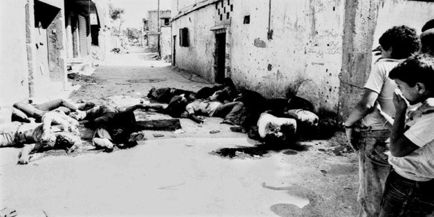 Şabra ve Şatilla Katliamının İzleri 35 Yıl Sonra Bile Canlı