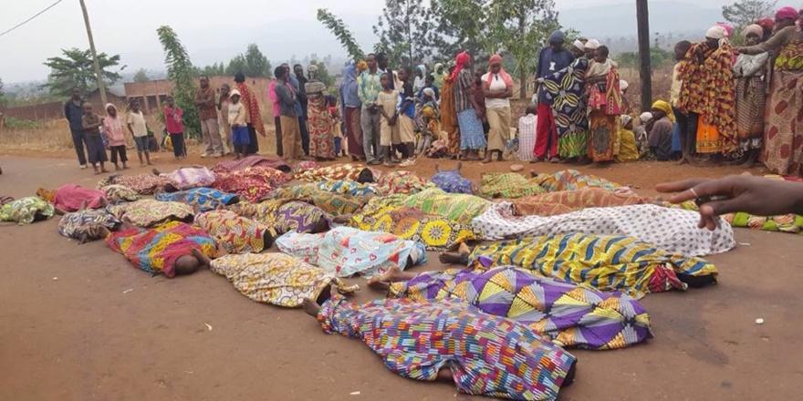 Burundili Göçmenlere Ateş Açıldı: 37 Ölü, 120 Yaralı