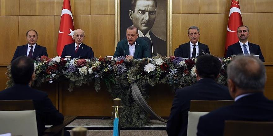 Erdoğan: TEOG'un Kaldırılması İçin Bir Mani Yok
