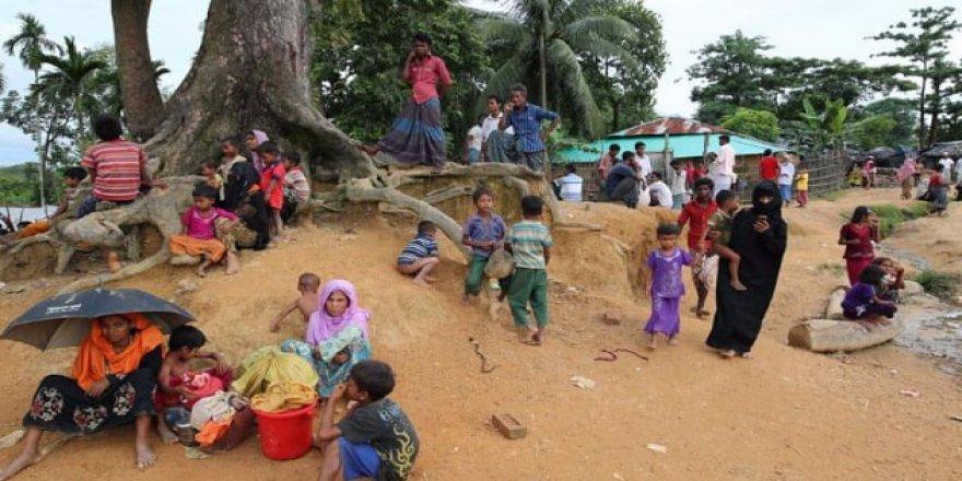 Myanmar Yönetimi Medyanın Arakan'a Girmesine İzin Vermiyor