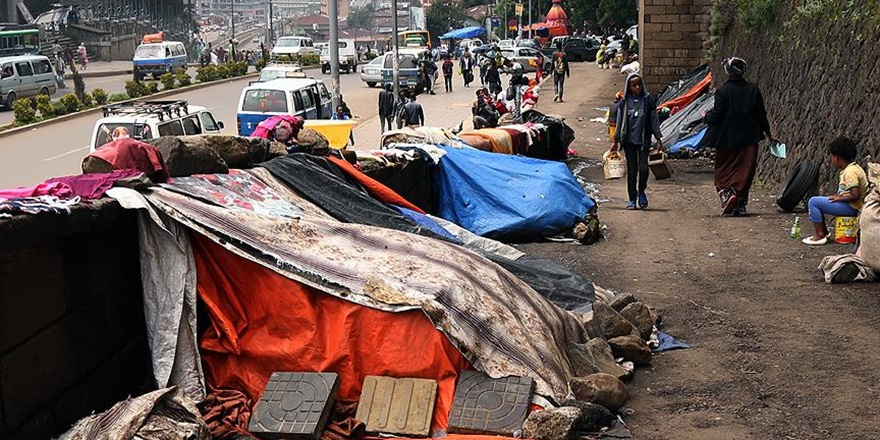 Etiyopya'daki Çatışmalar 55 Bin Kişiyi Yerinden Etti