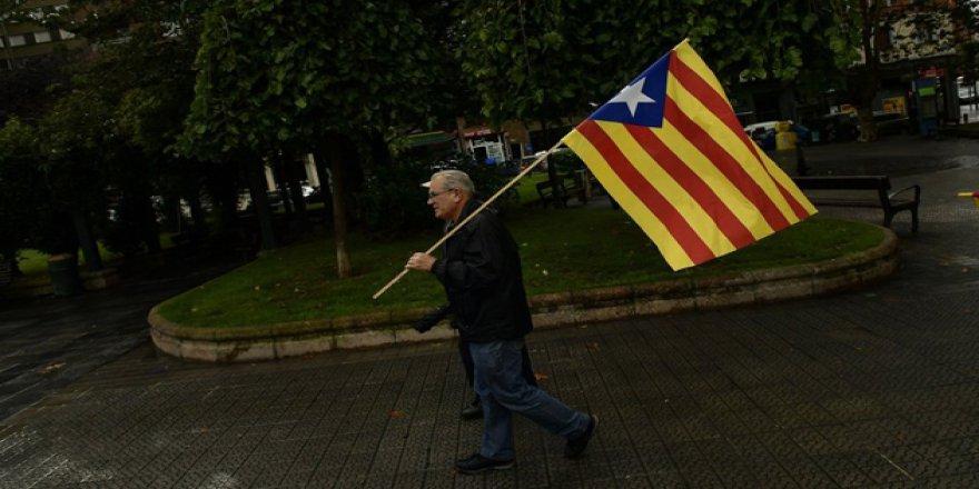 İspanya Katalonya'nın Mali Kaynaklarına El Koydu