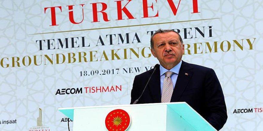 Erdoğan: Birleşmiş Milletlerin Reforme Edilmesi Şarttır