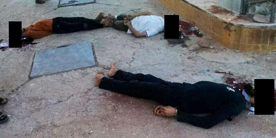 İdlib'de Sivil Savunma Görevlilerini Katledenlere İdam!