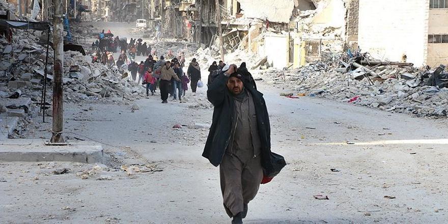 Esed Rejimi 8 Bin Sivili Ölümüne Bekletiyor!
