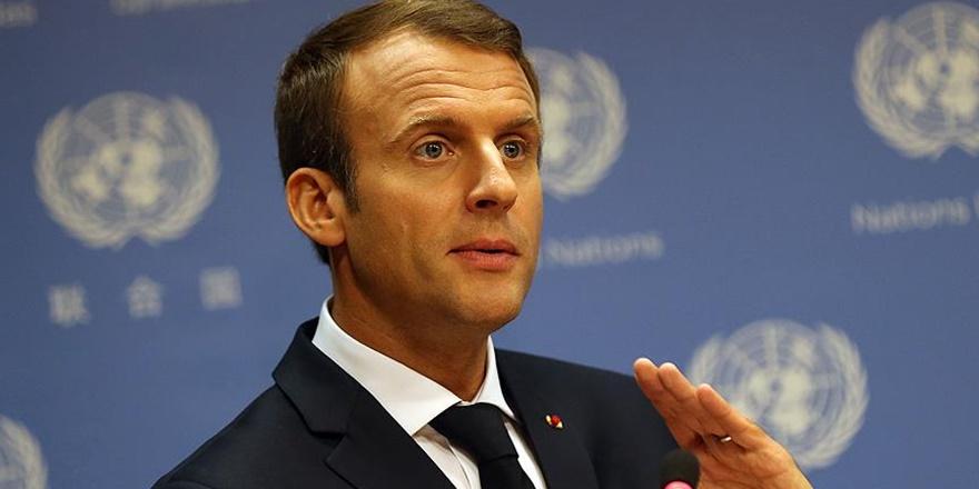 Macron 'Büyük Avrupa Projesi'ni Açıkladı