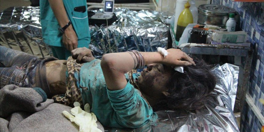 İdlib'e Her Gün Özgürlük Götürüyorlar: 17 Sivil Hayatını Kaybetti
