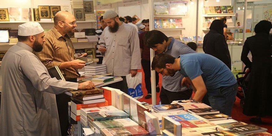 Ekin Yayınları ve Temmuz Kitap Ramazan'da Eyüp Fuarında