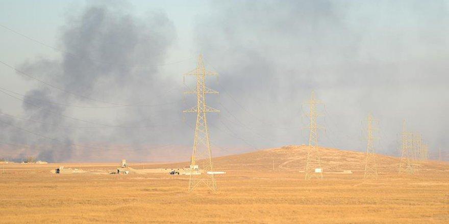 Sincar'da, PKK ve Haşdi Şabi Arasında Çatışma Çıktı