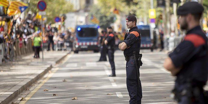 Katalonya'da Referandum Gerginliği Büyüyor