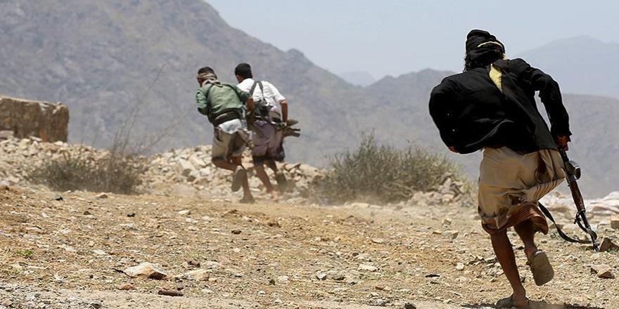 """""""Yemen'de Savaş Kanunları 17 Bin 123 Kez İhlal Edildi"""""""