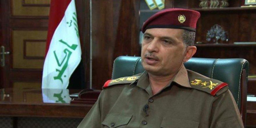 Irak Genelkurmay Başkanı Ganimi Türkiye'de