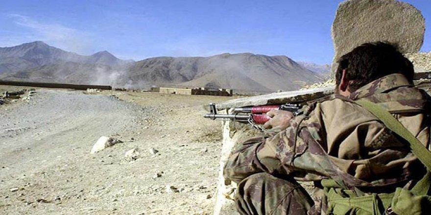 Afganistan'da Taliban ile IŞİD Arasında Çatışma