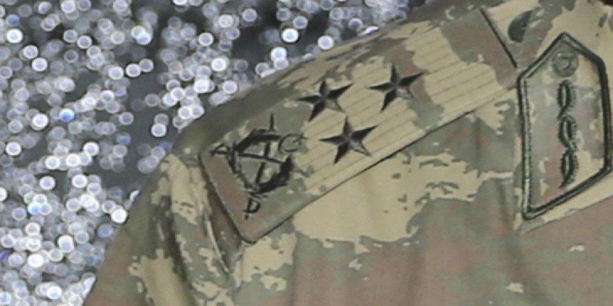 """5 General TSK'dan İstifa Etti"""