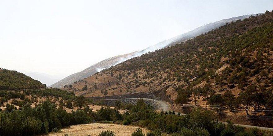 İran IKBY'nin Dağlık Bölgelerini Bombaladı!