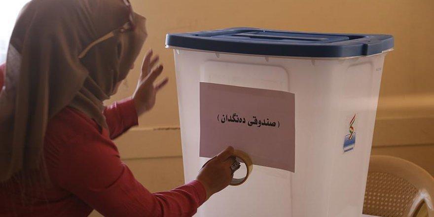 IKBY'deki Referandum İçin Sandıklar Konuldu