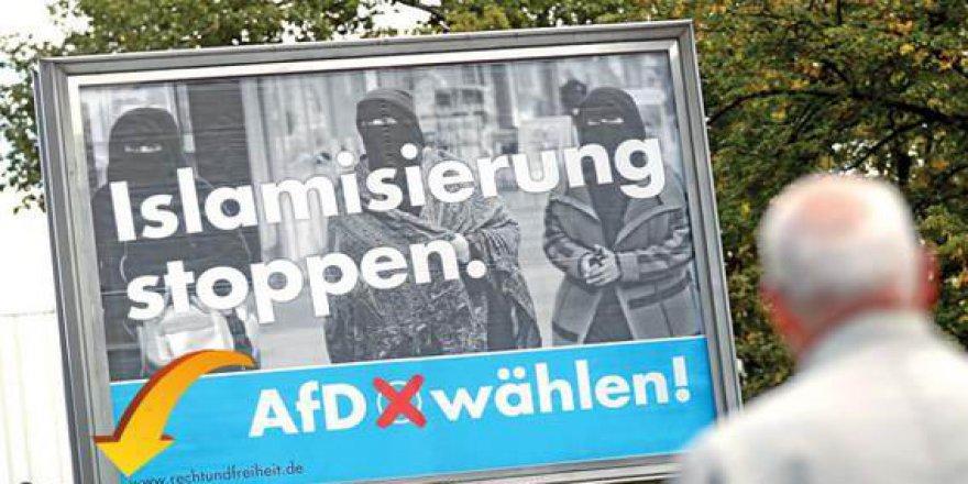Almanya'da Irkçılar İlk Kez Meclise Giriyor