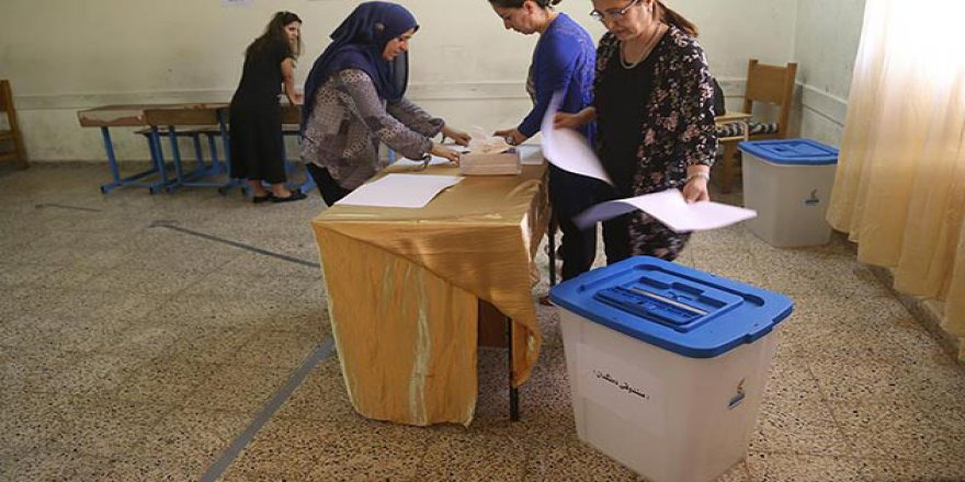 Bağdat'tan Referandumu Gerçekleştirenler İçin Tutuklama Kararı